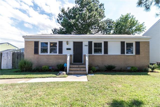 308 Long Creek Ln, Hampton, VA 23664 (#10207653) :: Abbitt Realty Co.