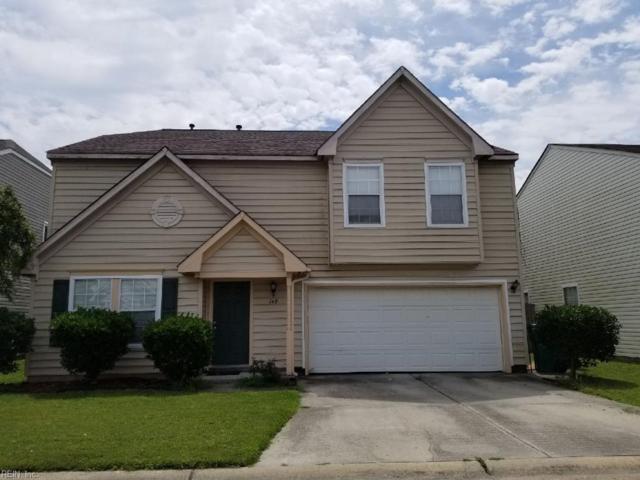 160 Stoney Ridge Ave, Suffolk, VA 23435 (#10207654) :: Reeds Real Estate