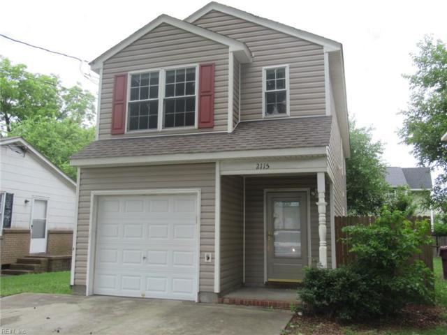 2115 Christian Ave, Chesapeake, VA 23324 (MLS #10207712) :: Chantel Ray Real Estate