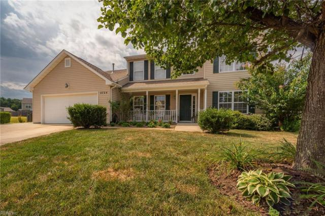 2724 Smallpage Trce, James City County, VA 23185 (#10207751) :: Austin James Real Estate