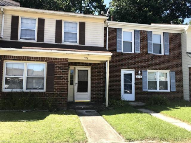 908 Wickford Dr, Chesapeake, VA 23320 (MLS #10207764) :: AtCoastal Realty