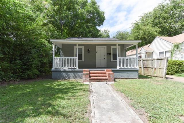 854 48th St, Norfolk, VA 23508 (#10207778) :: Austin James Real Estate