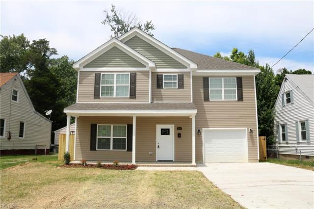 614 Lee St, Hampton, VA 23669 (#10207858) :: Austin James Real Estate