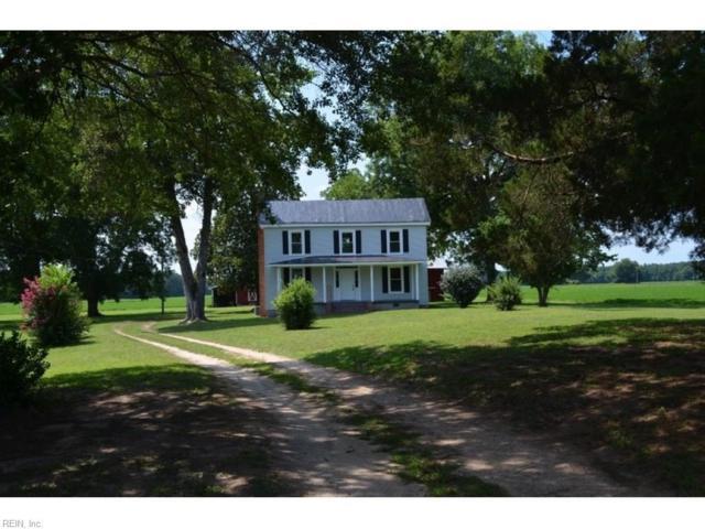30186 Smiths Ferry Rd, Southampton County, VA 23851 (#10207859) :: Austin James Real Estate