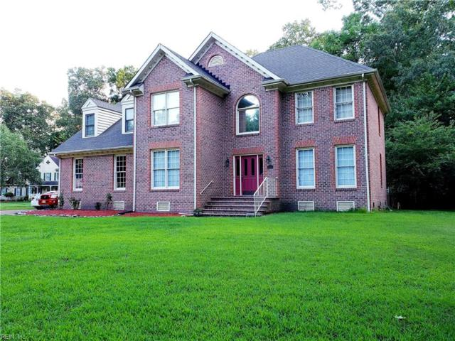 104 Spinnaker Run Ct, Isle of Wight County, VA 23430 (#10207866) :: Atkinson Realty