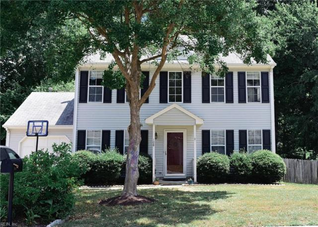 108 Summerglen Rdg, Newport News, VA 23602 (#10207867) :: Reeds Real Estate