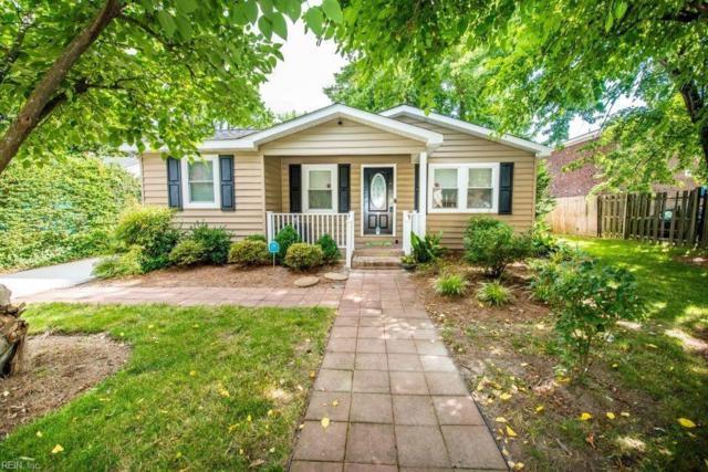 527 Ashlawn Dr, Norfolk, VA 23505 (#10207998) :: Green Tree Realty Hampton Roads