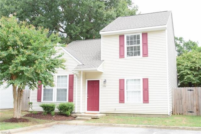 196 Lees Mill Dr, Newport News, VA 23608 (#10208157) :: Berkshire Hathaway HomeServices Towne Realty