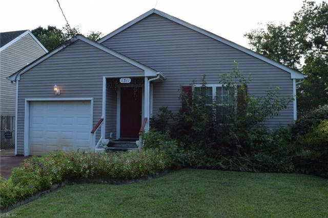 1311 Laurel Ave, Chesapeake, VA 23325 (#10208246) :: Austin James Real Estate