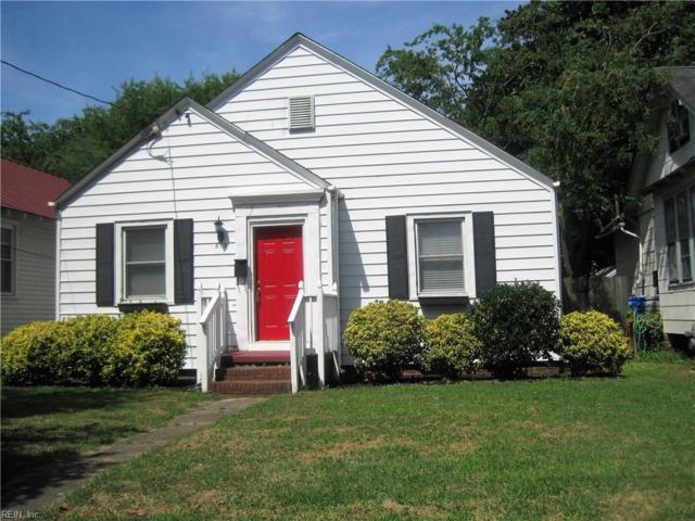 512 Chautauqua Ave, Portsmouth, VA 23707 (#10208413) :: Austin James Real Estate
