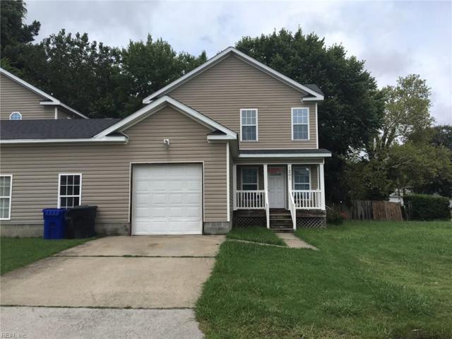 1201 Fayette St, Portsmouth, VA 23704 (MLS #10208562) :: Chantel Ray Real Estate