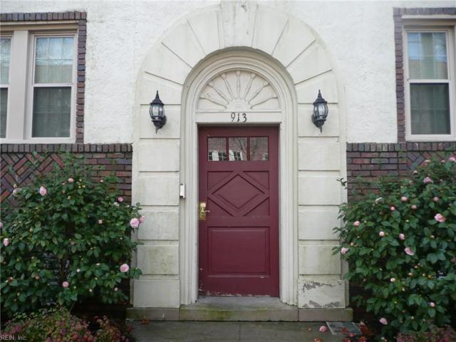 913 Spotswood Ave #1, Norfolk, VA 23517 (MLS #10208566) :: Chantel Ray Real Estate