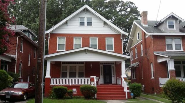 519 Pennsylvania Ave, Norfolk, VA 23508 (#10208677) :: Upscale Avenues Realty Group