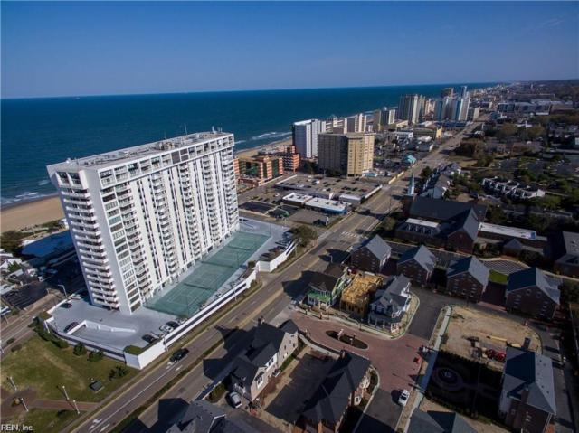 4004 Atlantic Ave Ph2, Virginia Beach, VA 23451 (#10208992) :: Atkinson Realty