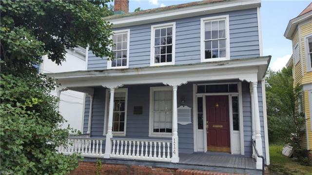 114 Franklin St, Suffolk, VA 23434 (MLS #10209038) :: Chantel Ray Real Estate