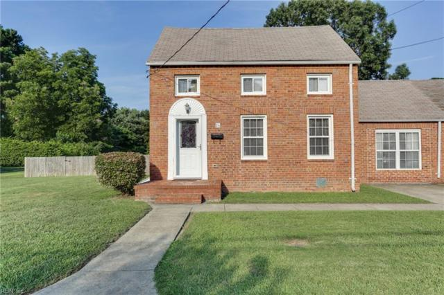 26 Langston Blvd, Hampton, VA 23666 (#10209066) :: Austin James Real Estate