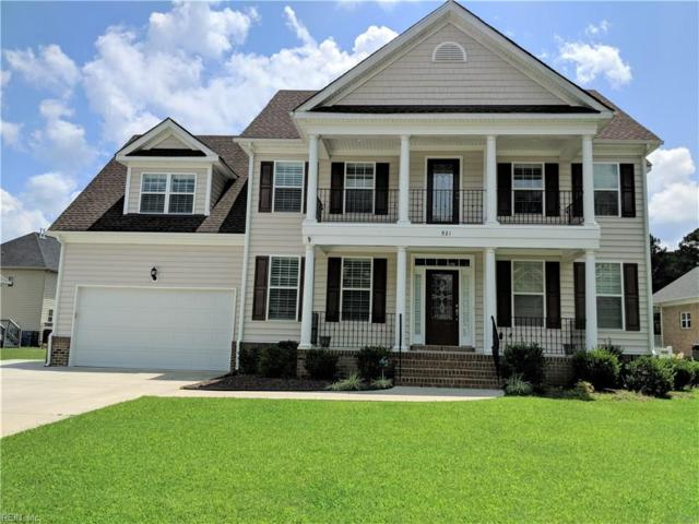 921 Justinlee Way, Chesapeake, VA 23322 (#10209153) :: Austin James Real Estate