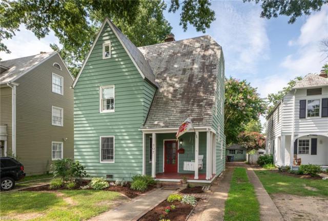 207 Palen Ave, Newport News, VA 23601 (MLS #10209197) :: AtCoastal Realty