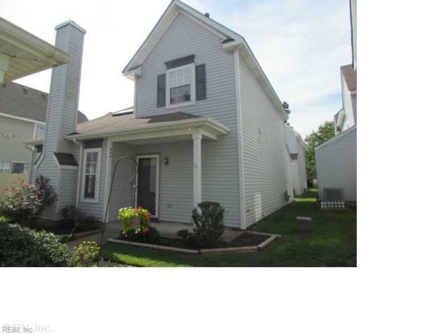 808 Snead Dr, Newport News, VA 23602 (#10209394) :: Green Tree Realty Hampton Roads