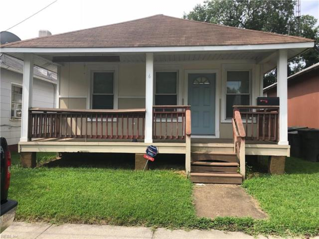 6 E Hygeia Ave, Hampton, VA 23663 (#10209477) :: Abbitt Realty Co.