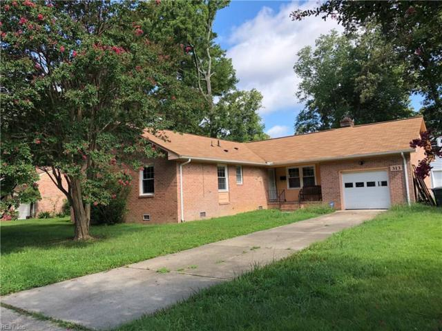313 Paulette Dr, Newport News, VA 23608 (#10209506) :: Austin James Real Estate