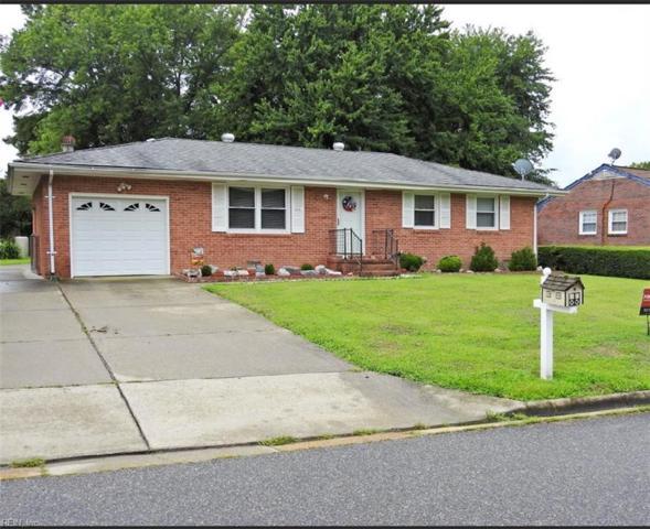 344 Thalia Dr, Newport News, VA 23608 (#10209650) :: Austin James Real Estate