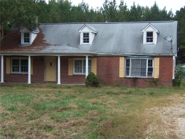 3767 Colonial Trl E, Surry County, VA 23883 (#10209851) :: Atkinson Realty
