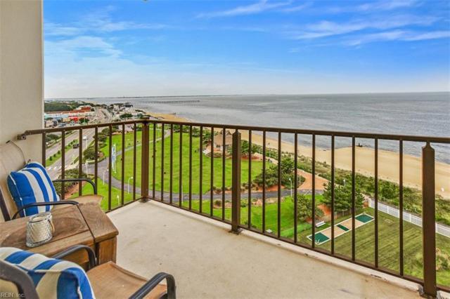 100 E Ocean View Ave #1101, Norfolk, VA 23503 (#10210017) :: Austin James Real Estate