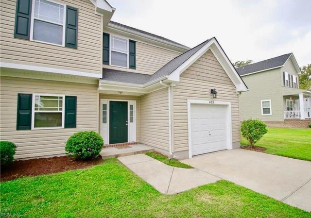 623 W Queen St, Hampton, VA 23669 (#10210076) :: Austin James Real Estate
