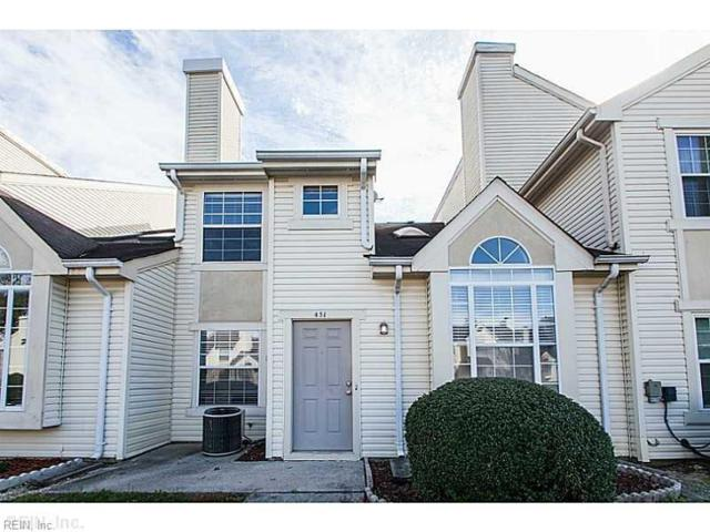 451 Lees Mill Dr, Newport News, VA 23608 (#10210148) :: The Kris Weaver Real Estate Team