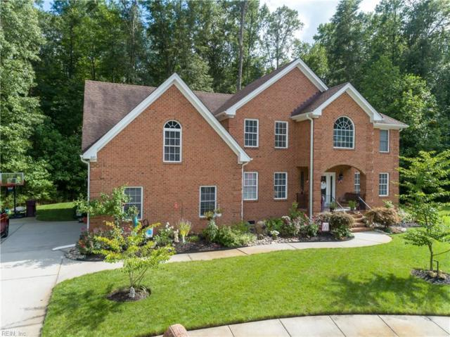849 Forest Glade Dr, Chesapeake, VA 23322 (#10210190) :: Momentum Real Estate