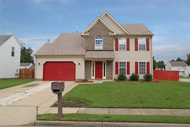 8 Gallaer Ct, Hampton, VA 23666 (MLS #10210260) :: Chantel Ray Real Estate