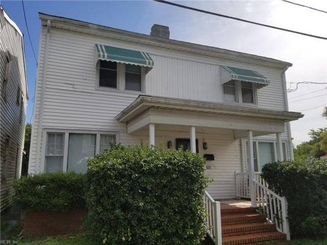821 Lincoln St, Portsmouth, VA 23704 (#10210543) :: Austin James Real Estate