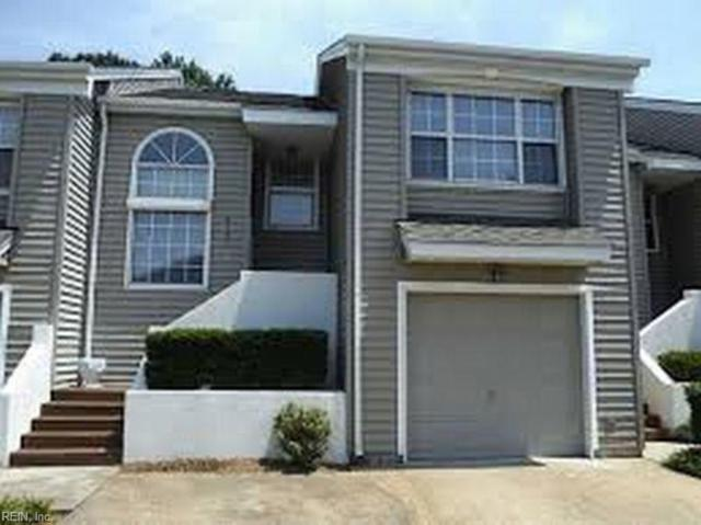 5111 Cypress Point Cir #106, Virginia Beach, VA 23455 (#10210557) :: Green Tree Realty Hampton Roads