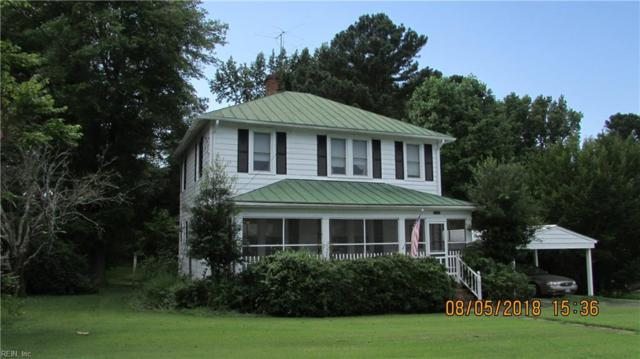 22408 Drewry Rd, Southampton County, VA 23844 (#10210570) :: The Kris Weaver Real Estate Team
