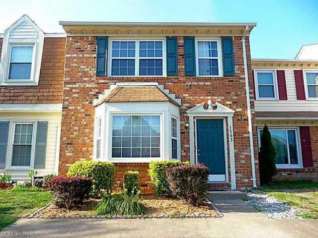 1563 Jameson Dr, Virginia Beach, VA 23464 (MLS #10210663) :: Chantel Ray Real Estate