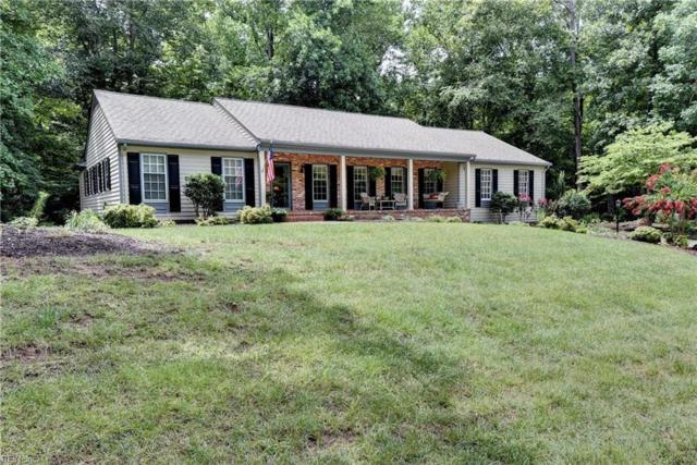 237 Richard Brewster Rd, James City County, VA 23185 (#10210696) :: Austin James Real Estate
