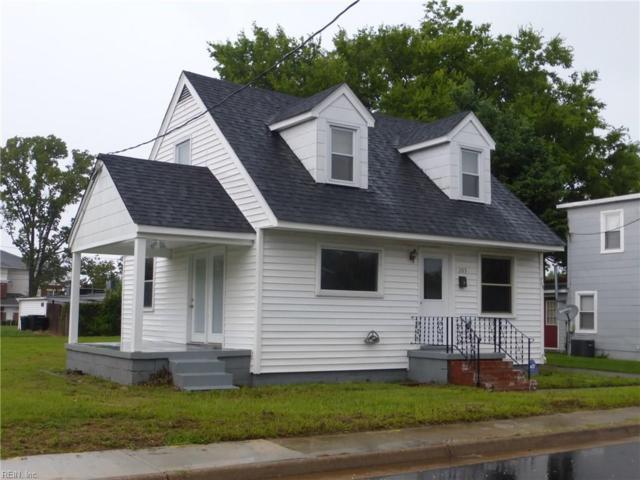 203 Clay St, Hampton, VA 23663 (#10210805) :: The Kris Weaver Real Estate Team