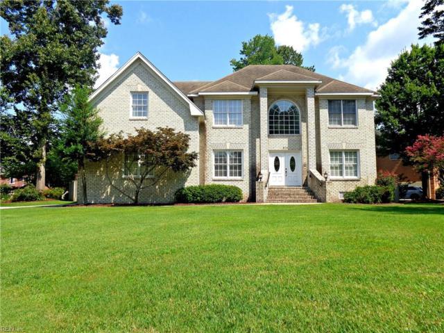 815 Brookside Arch, Chesapeake, VA 23322 (#10210921) :: Abbitt Realty Co.