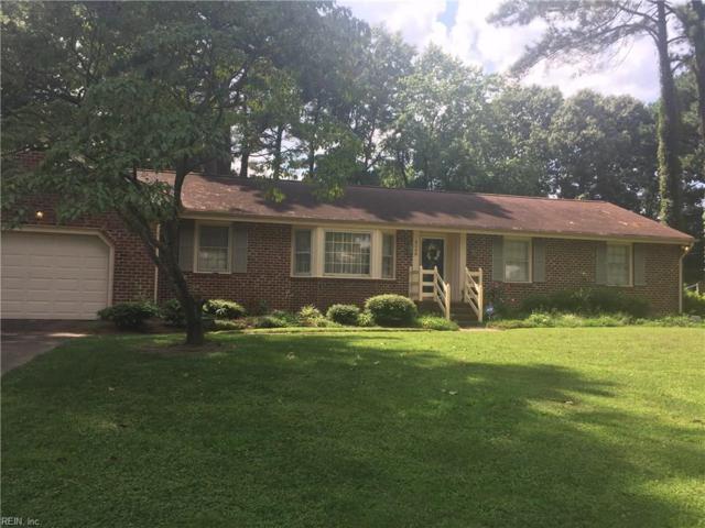 4208 Thistle Dr, Portsmouth, VA 23703 (#10210937) :: The Kris Weaver Real Estate Team