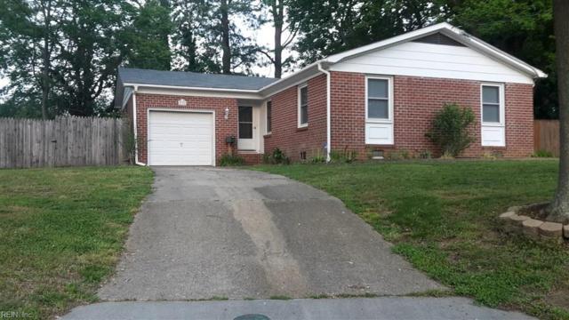 890 Clemson Dr, Newport News, VA 23608 (#10211107) :: Austin James Real Estate