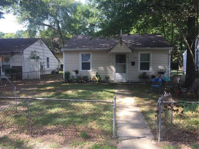 503 Ford Rd, Hampton, VA 23663 (#10211322) :: Atkinson Realty