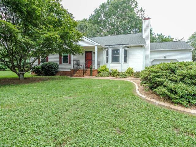208 Plains View Rd, James City County, VA 23188 (MLS #10211355) :: AtCoastal Realty