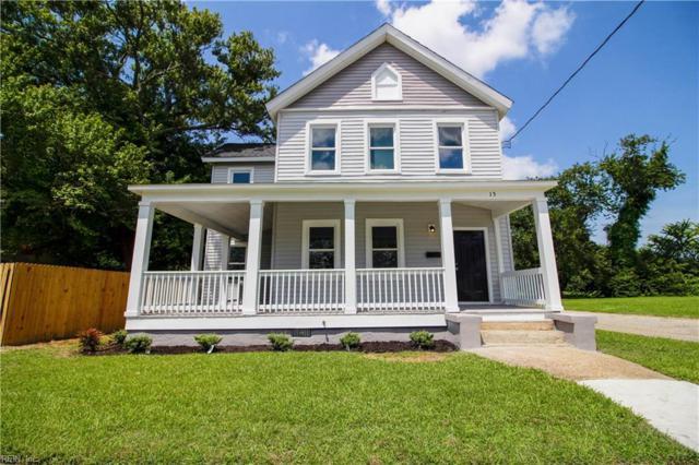 15 N Curry St, Hampton, VA 23663 (#10211505) :: The Kris Weaver Real Estate Team