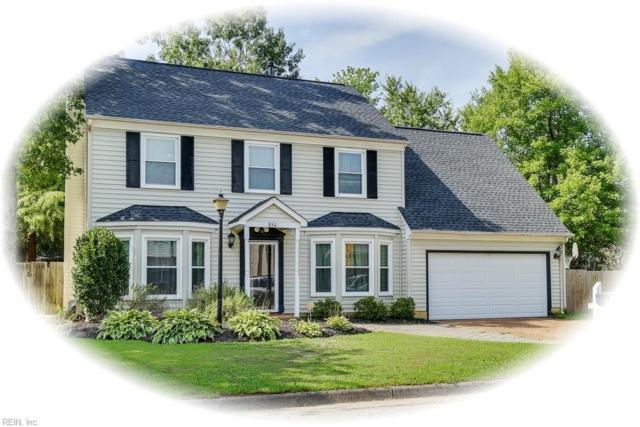 850 Brompton Ct, Newport News, VA 23608 (#10211642) :: Atkinson Realty