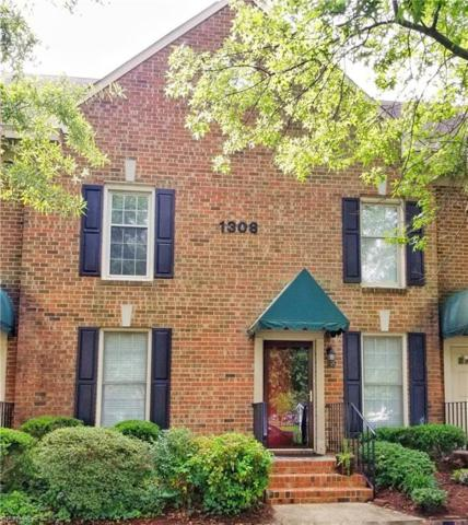 1308 Stockley Gdns #102, Norfolk, VA 23517 (MLS #10211725) :: Chantel Ray Real Estate