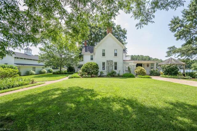 334 Woodas Creek Rd, Mathews County, VA 23109 (#10211740) :: Atkinson Realty