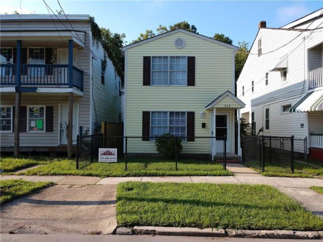 829 A Ave, Norfolk, VA 23504 (MLS #10211745) :: AtCoastal Realty