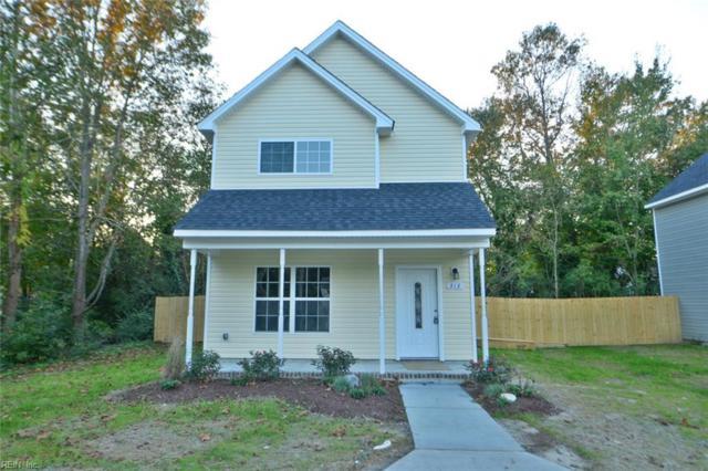 607 Ashley Ave, Suffolk, VA 23434 (#10211757) :: Berkshire Hathaway HomeServices Towne Realty