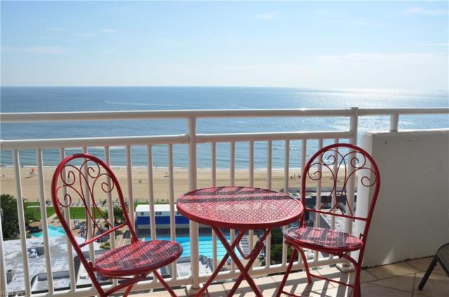 4004 Atlantic Ave #1403, Virginia Beach, VA 23451 (#10211825) :: Atkinson Realty
